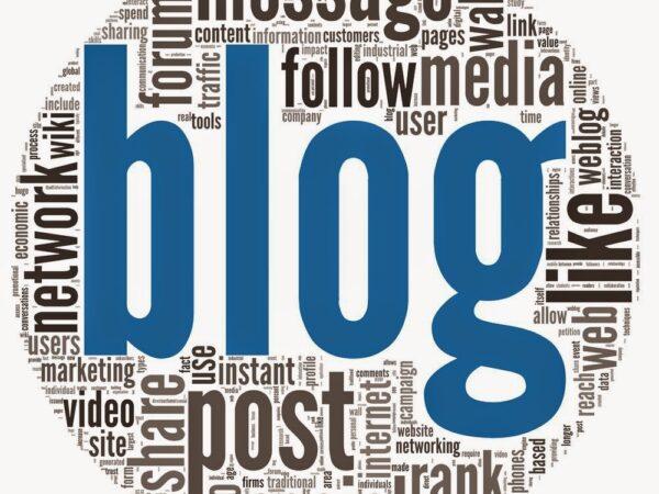 Pengertian Blog Kekinian