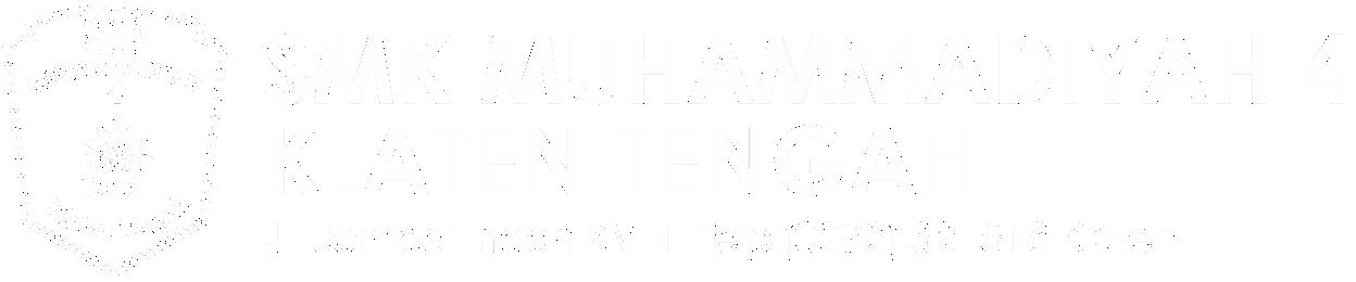 SMK Muhammadiyah 4 Klaten